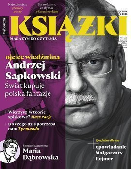 KSIĄŻKI. MAGAZYN DO CZYTANIA 01/2020