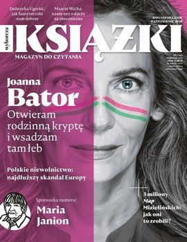 KSIĄŻKI. MAGAZYN DO CZYTANIA 05/2020