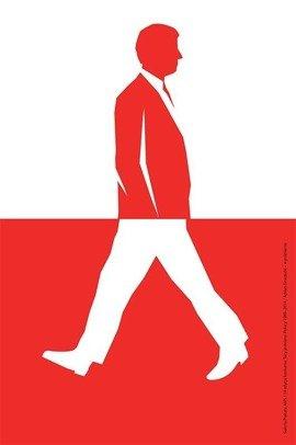 Plakat Adriana Gruszeckiego 120 x 180 cm