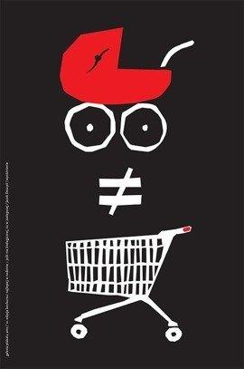 Plakat Jacka Doszynia 120 x 180 cm