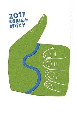 Plakat Pauliny Kozickiej 66,6 x 100 cm