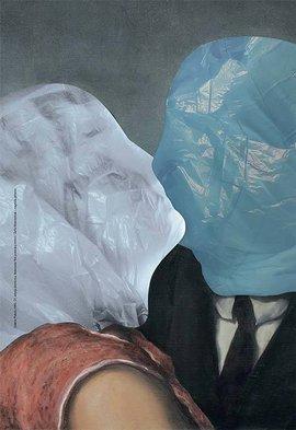 Plakat Zofii Wawrzyniak 66,6 x 100 cm